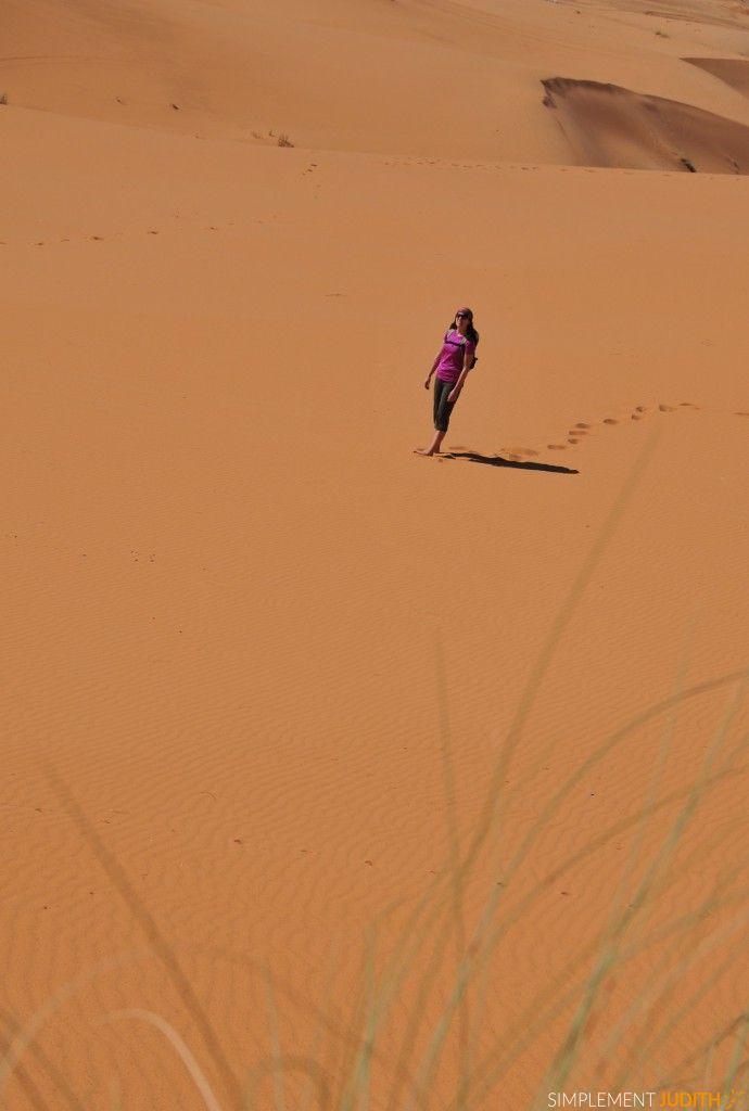desert Erg Chebbi Judith