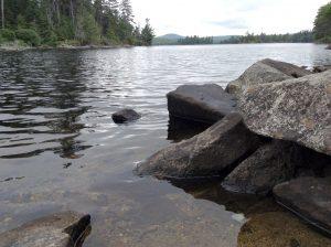 lac des Iles_parc Frontenac